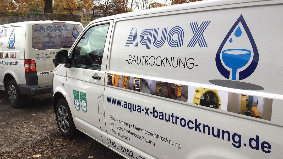 Aqua X Bautrocknung Hannover Neubautrocknung Wasserschadenbeseitigung 06