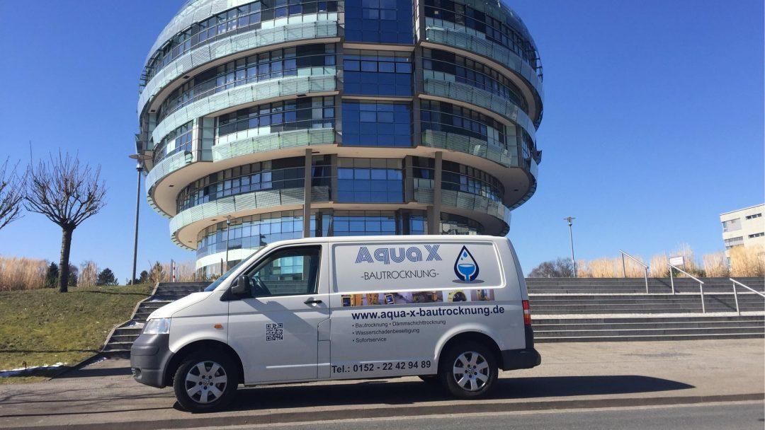 Aqua X Bautrocknung Hannover Neubautrocknung Wasserschadenbeseitigung 09