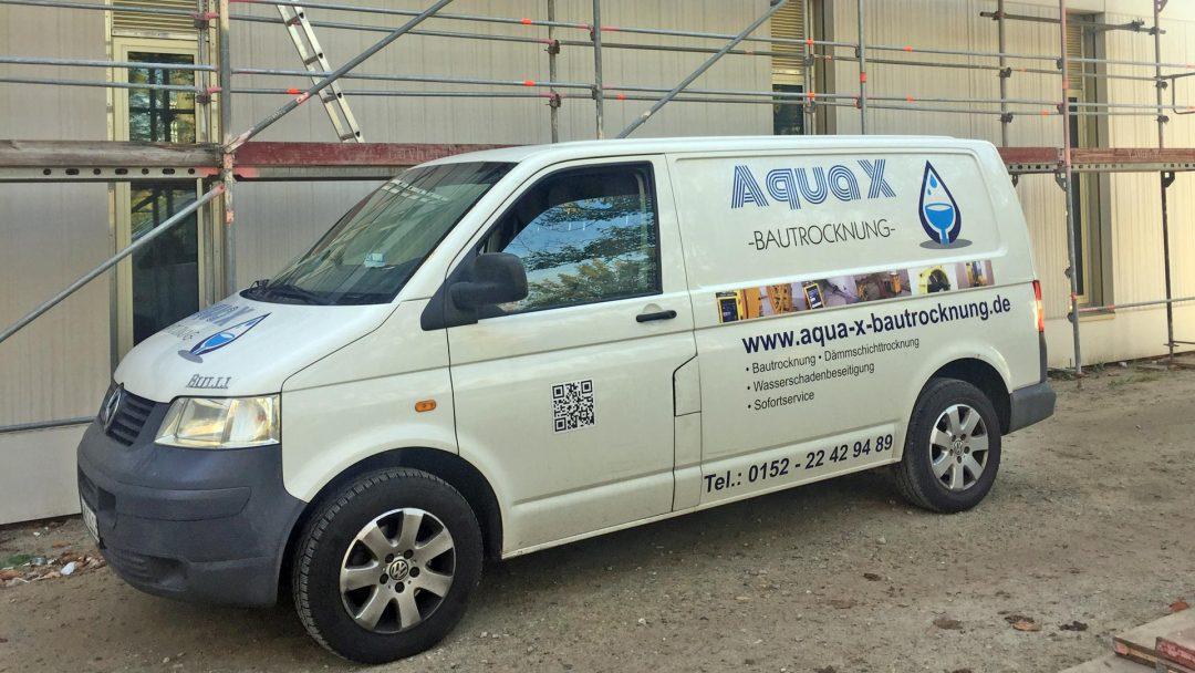 Aqua X Bautrocknung Hannover Neubautrocknung Wasserschadenbeseitigung 11