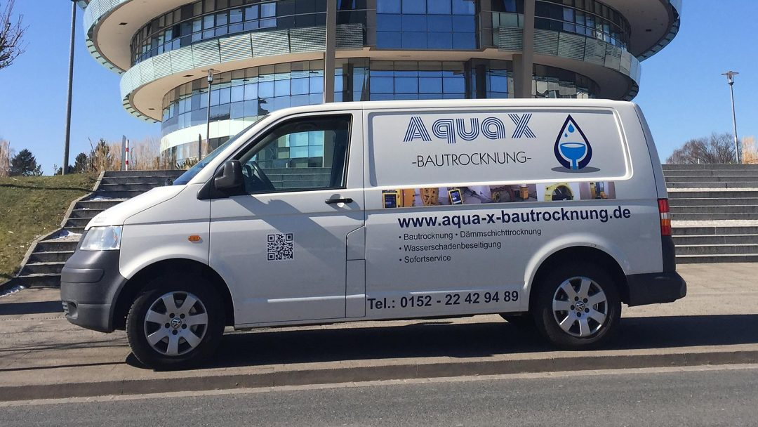 Aqua X Bautrocknung Hannover Neubautrocknung Wasserschadenbeseitigung 12